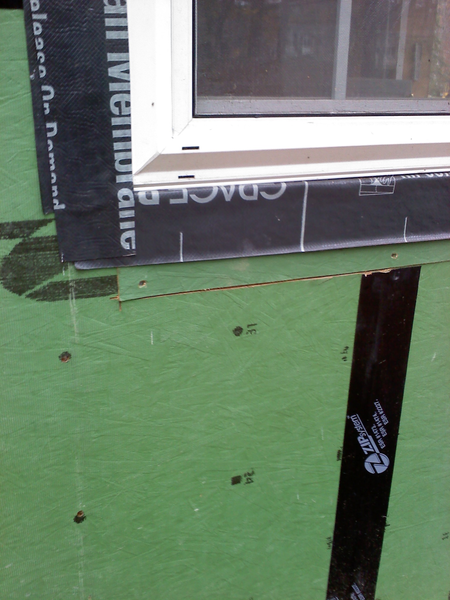 Insulated Zip System Vs Osb Foam Board And Tyvek Page 2