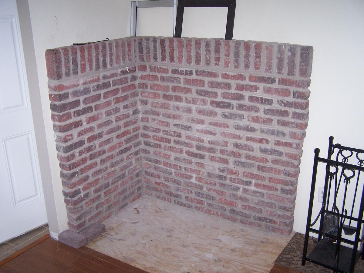 105 2497 Jpg Brick Heat Shield Fix This Is Ugly 2498