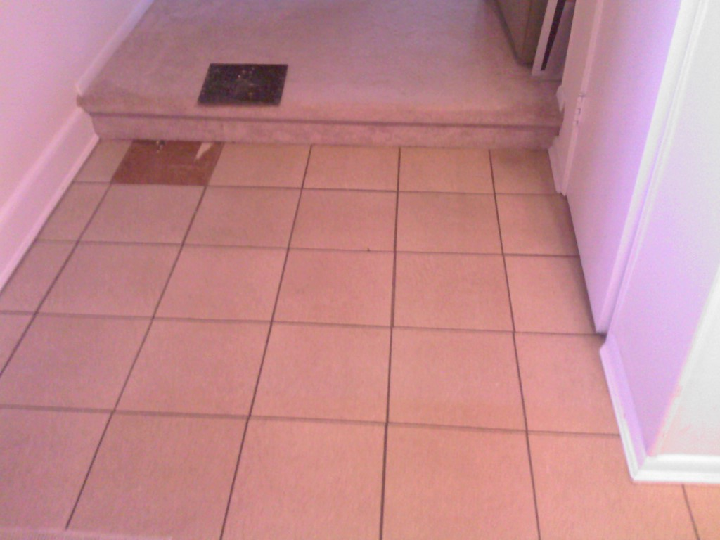 Concrete slab prep level and tile tiling contractor talk concrete slab prep level and tile dailygadgetfo Gallery