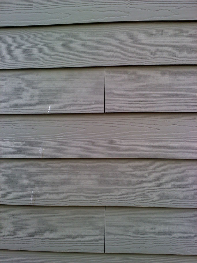 Gable Cuts On Prefinished Fiber Cement Windows Siding