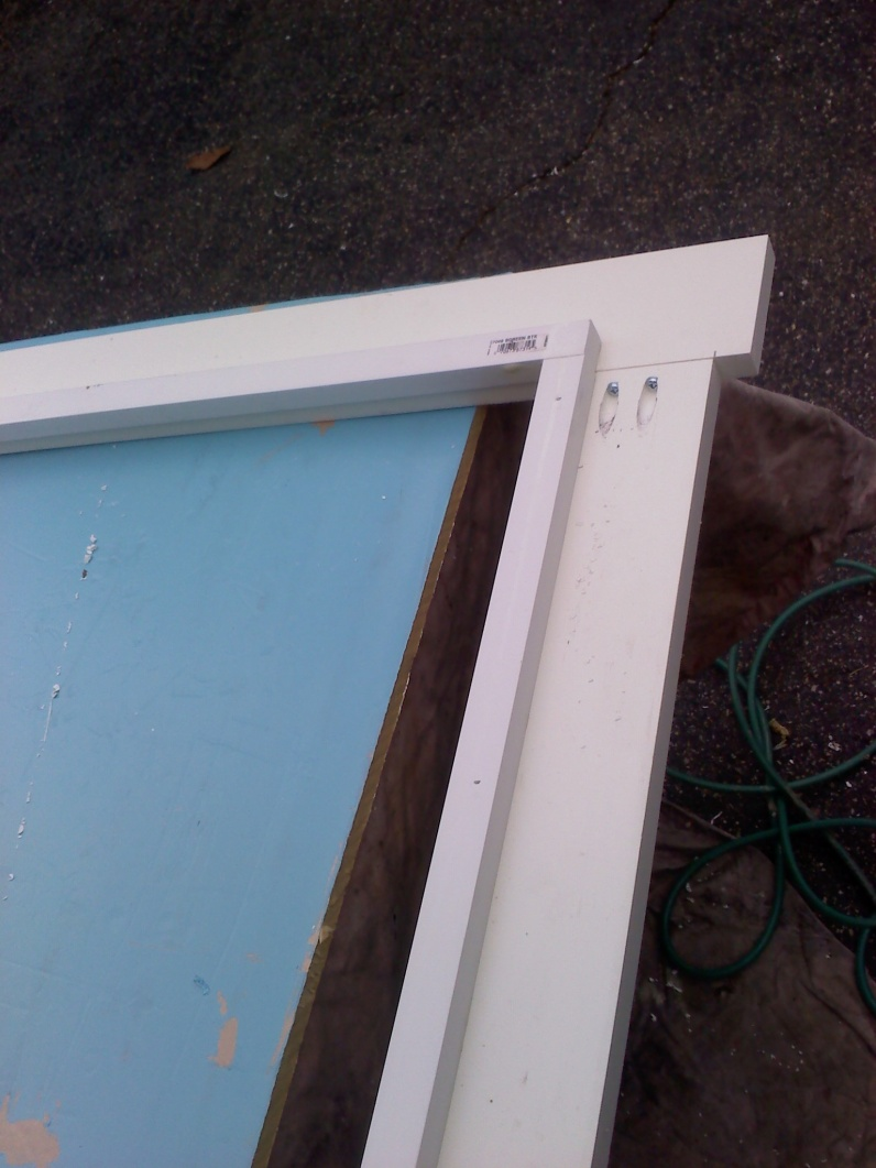 1x6 Pvc Trim Around New Construction Window Idea