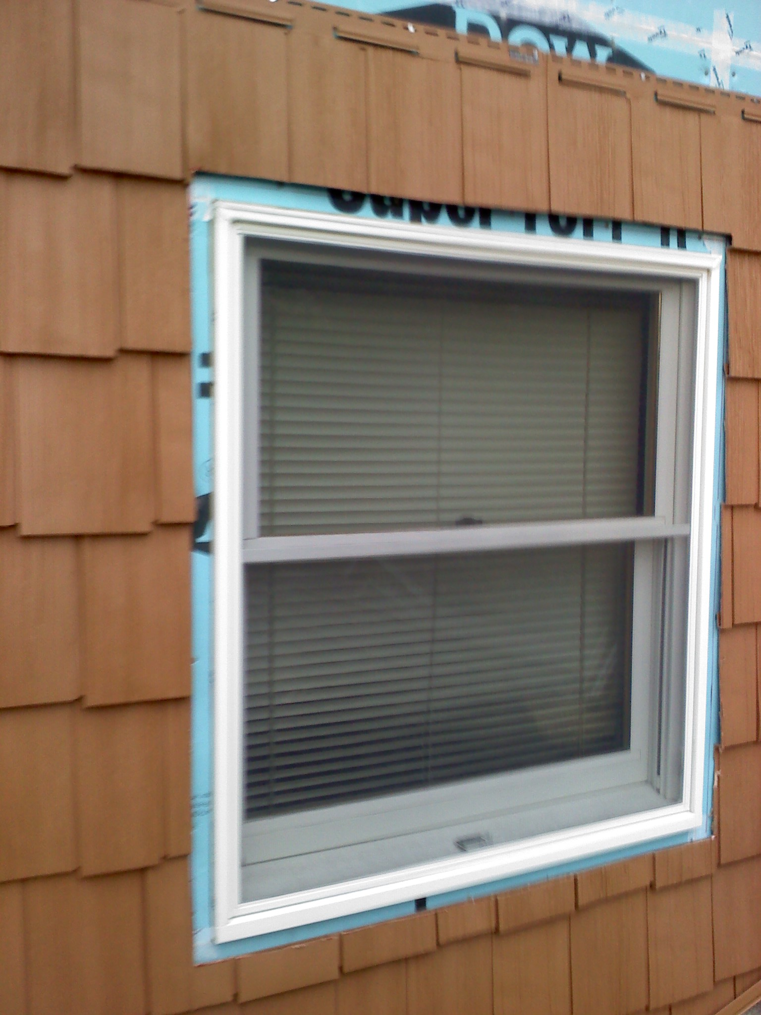 Window Trim With Rain Screen Windows Siding And Doors