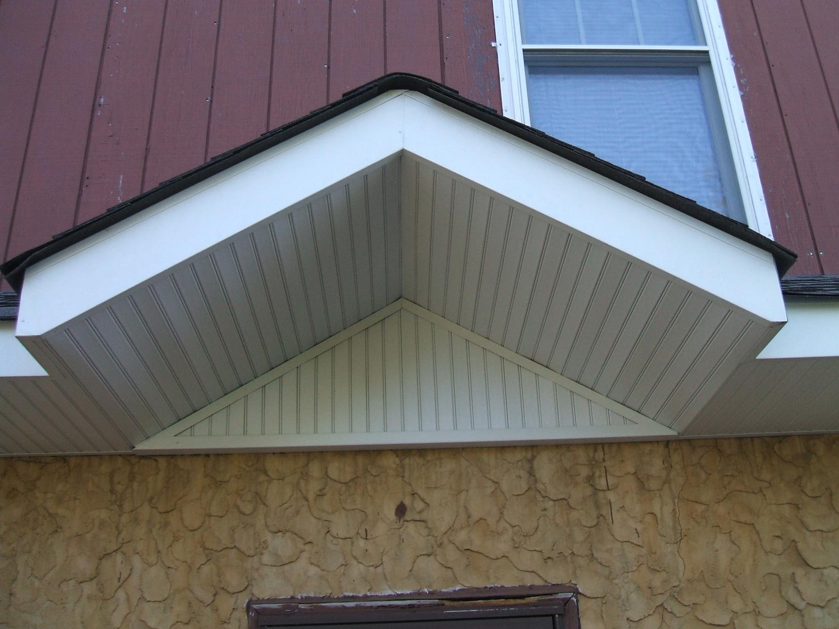 Azek Fascia Vinyl Soffit Question Windows Siding And