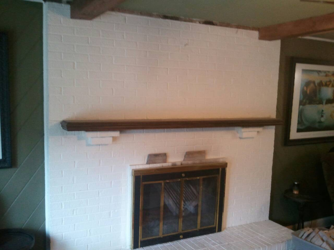 Putting Veneer Stone Over An Old Chimney Masonry Contractor Talk .