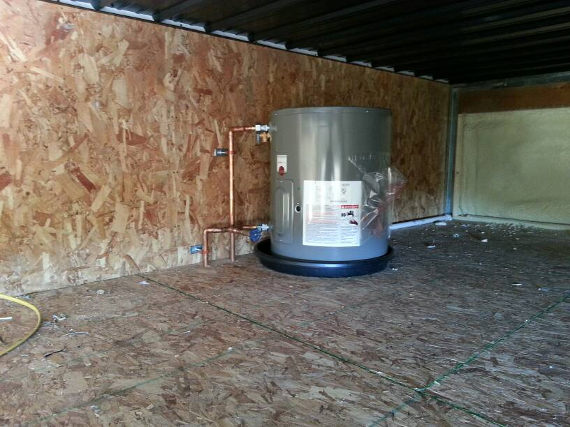 Air Burst Plumbing Contractor Talk