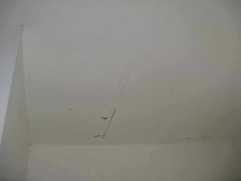 Gypsum Sheetrock Over Plaster : Drywall over plaster ceiling « systems