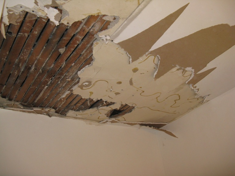 Gypsum Sheetrock Over Plaster : Laminating drywall over plaster contractor talk