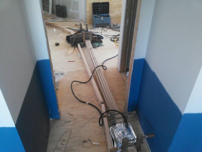 Bending Curved Stair Nosing 1437357141956 ...