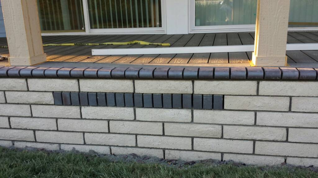 Stone For Mobile Home Skirting Masonry Contractor Talk