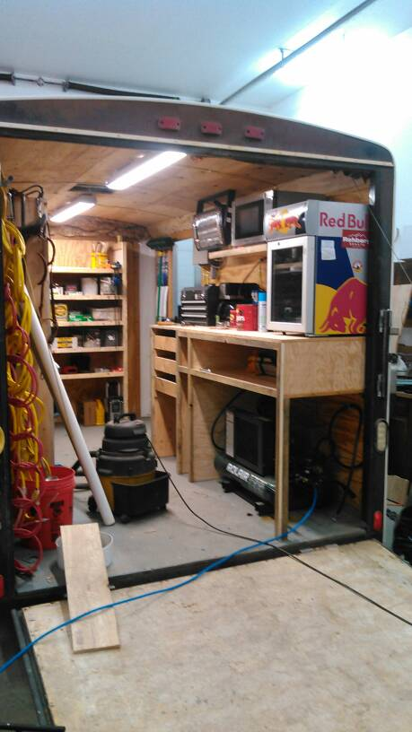 Job Site Trailers Show Off Your Set Ups Page 112
