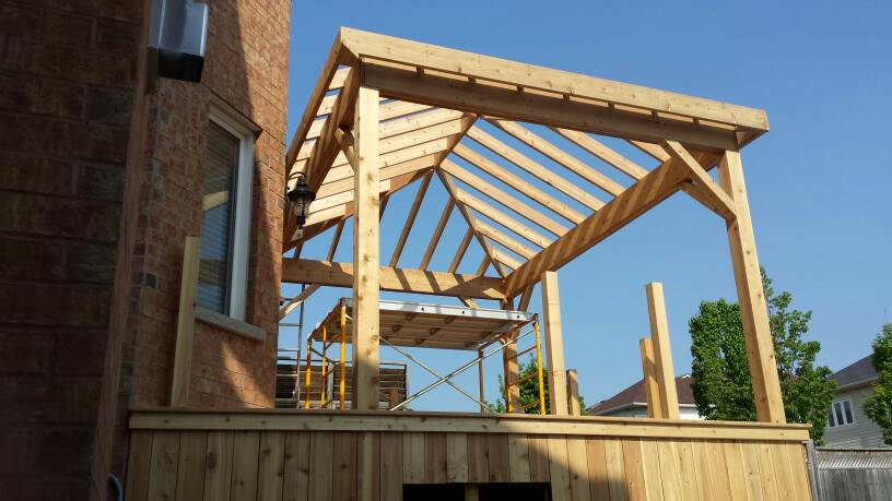 Hip Roof Without Ceiling Joists - Carpentry - Contractor Talk