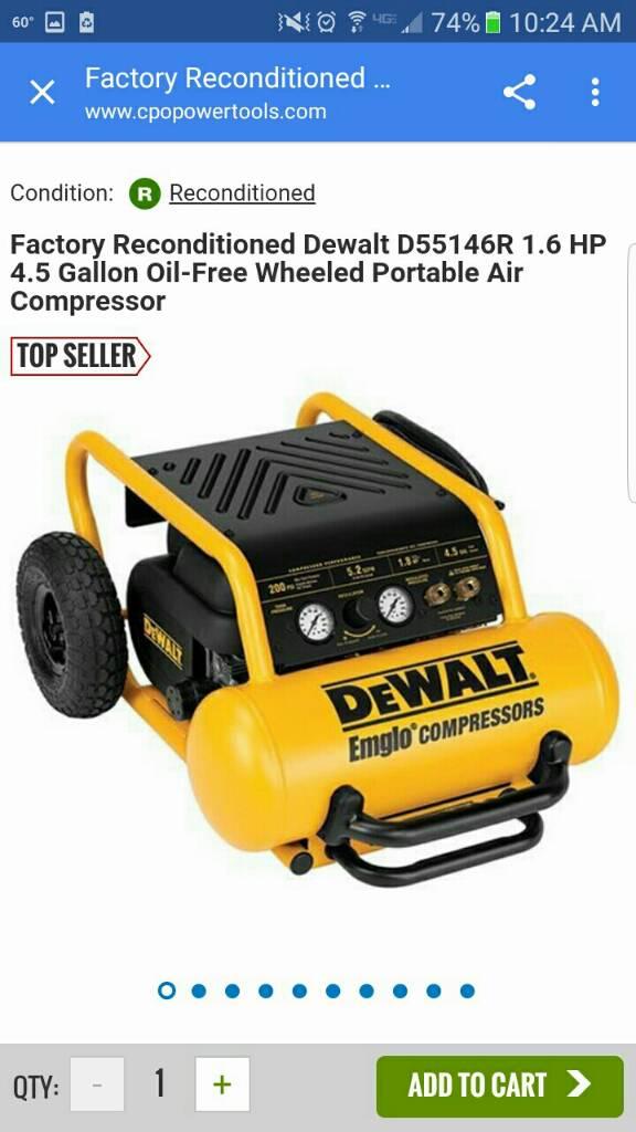 Air Compressor Recommendations Please Tools Amp Equipment