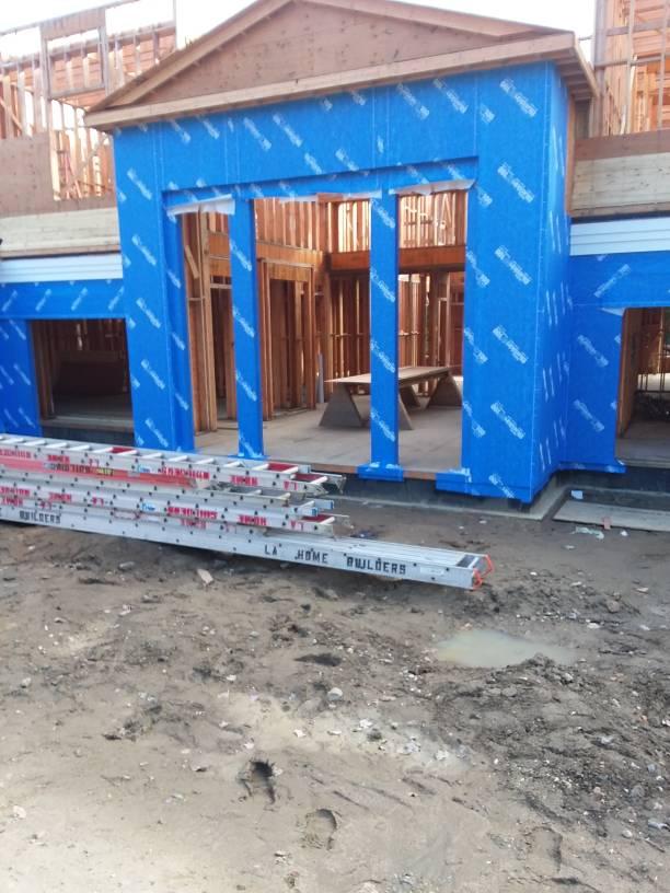 Self-Adhered Water Resistive Air Barrier Membrane, (house wrap.)-1508009128890.jpg