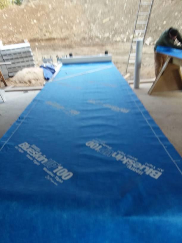 Self-Adhered Water Resistive Air Barrier Membrane, (house wrap.)-1508009365240.jpg