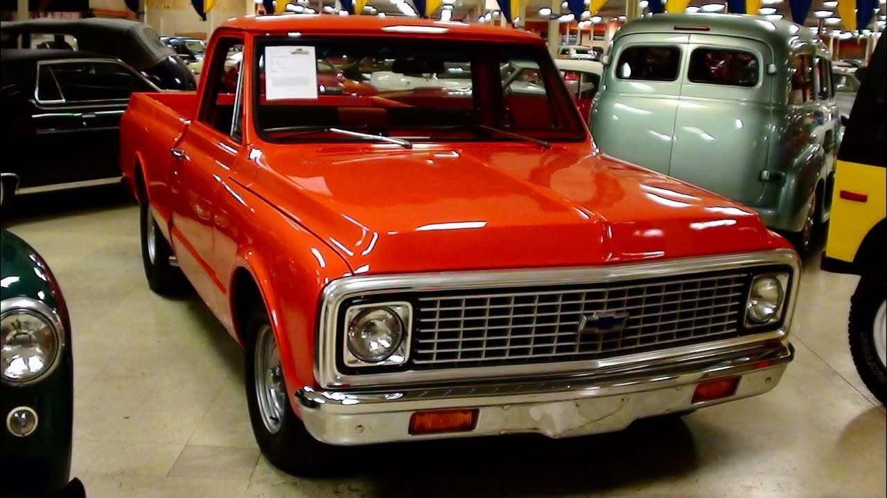 Why Are Tops Of Truck Beds So High Vehicles Contractor Talk Bel Air 57 Chevy Tailgate Diagram 1972 Chevrolet C10