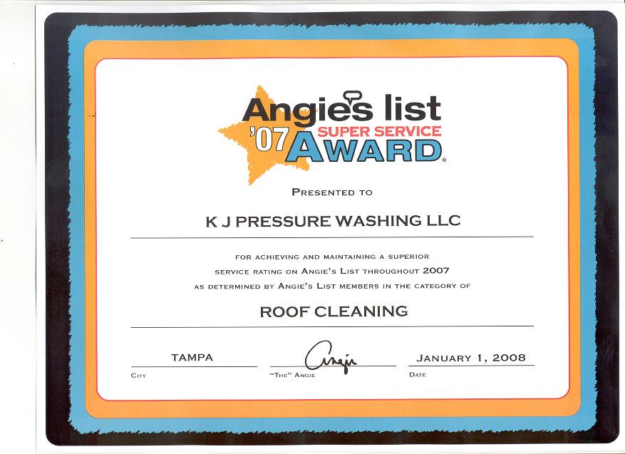 Safe Non Pressure Shingle Roof Cleaning Specialty
