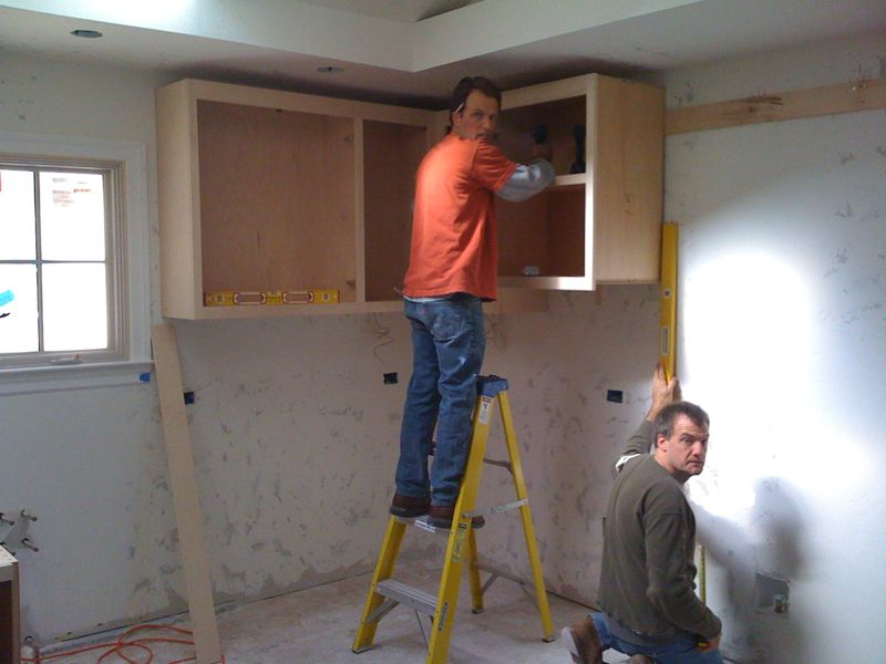 Cabinet Install Made Easy Finish Carpentry Contractor Talk