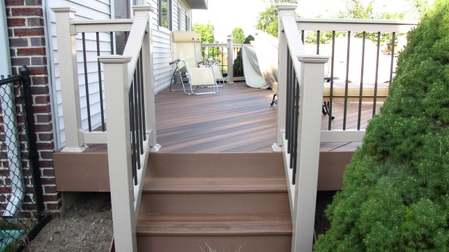 Fiberon Mission Railing Decks Amp Fencing Contractor Talk