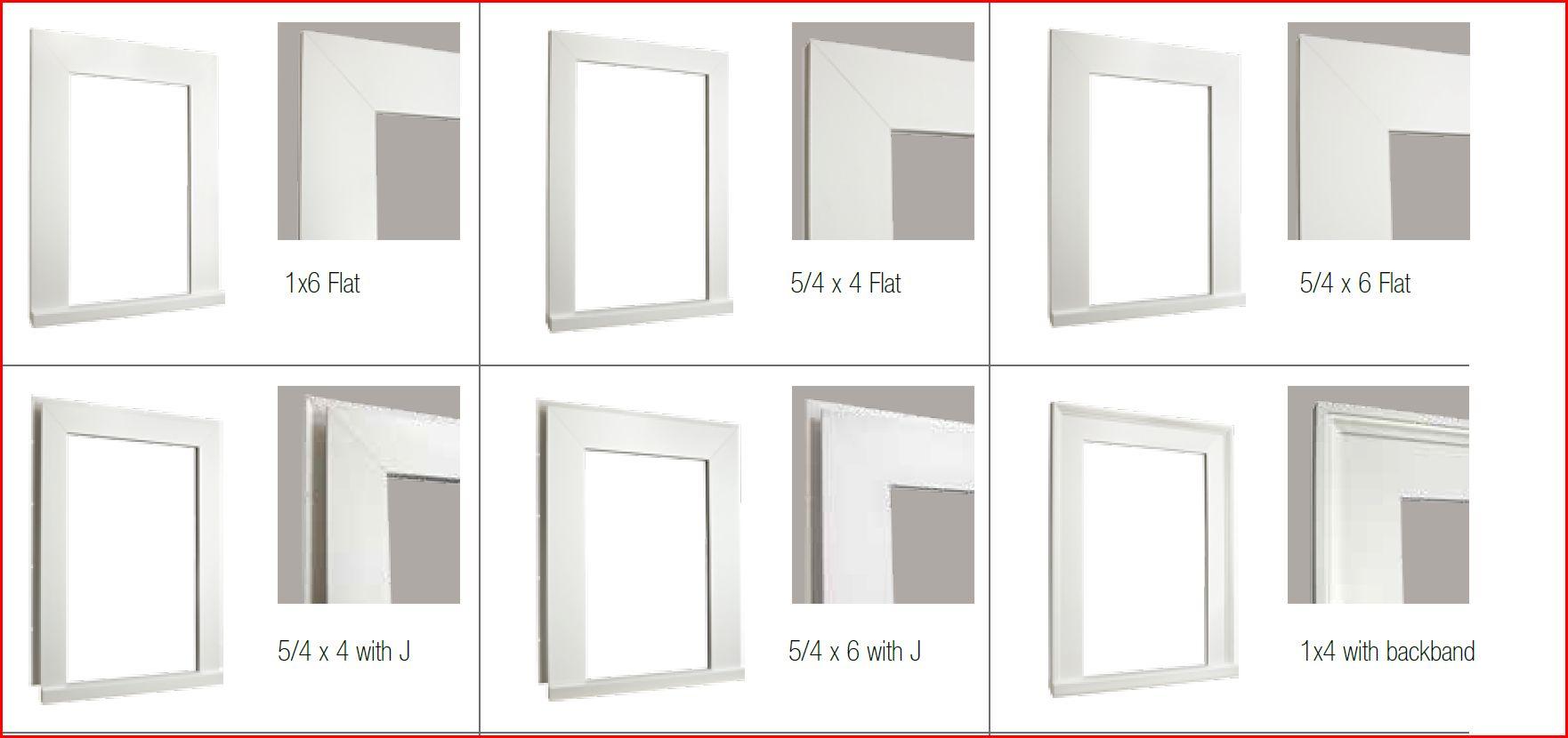 Anderson Windows Exterior Trim Windows Siding And Doors