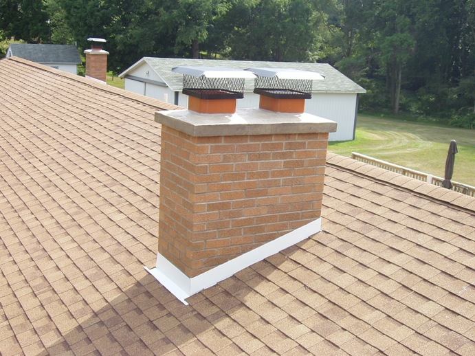 Flashing Around A Chimney Page 4 Roofing Contractor Talk