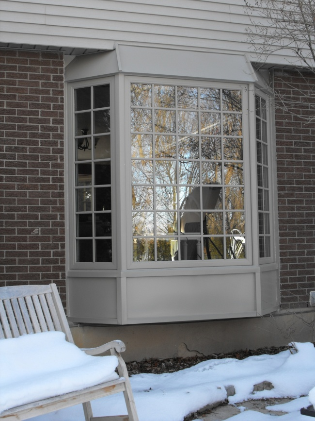 Bow Window Roof Idea Windows Siding And Doors