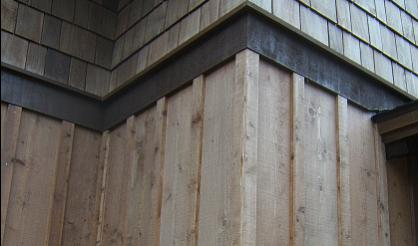 Vertical Siding Boards Ringshank Nails Direct To 7 16