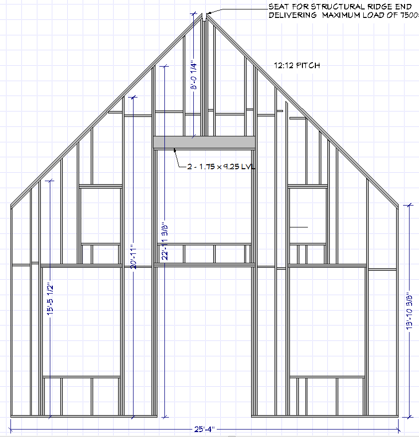 When You Simply Can\'t Get Long Framing Stock - Framing - Contractor Talk
