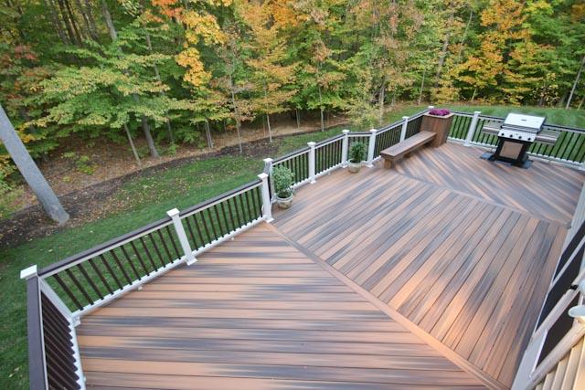 Fiberon Horizon Decking - Decks & Fencing - Contractor Talk