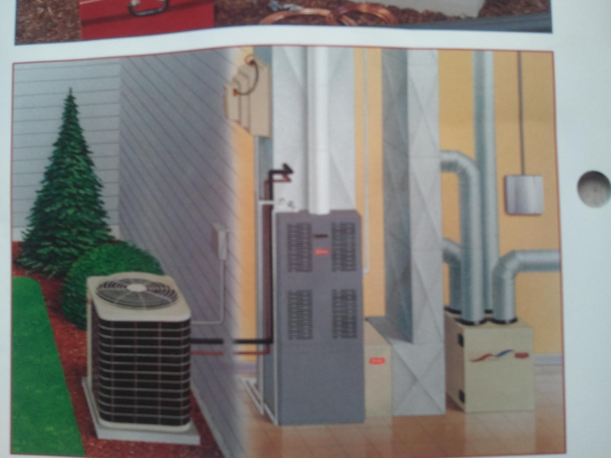 Fresh Air Duct Work For Oil Furnace Hvac Contractor Talk