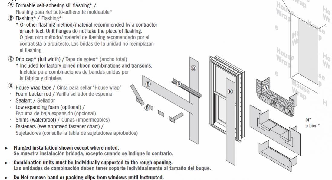 Best Practice Window Flashing On Youtube Windows Siding