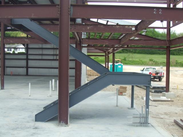 Steel Stairs Welding Amp Steel Trades Contractor Talk