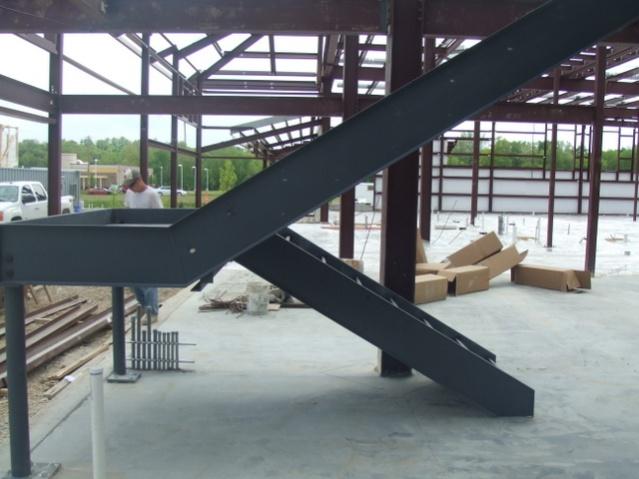 Steel Stairs Welding Trades Contractor Talk