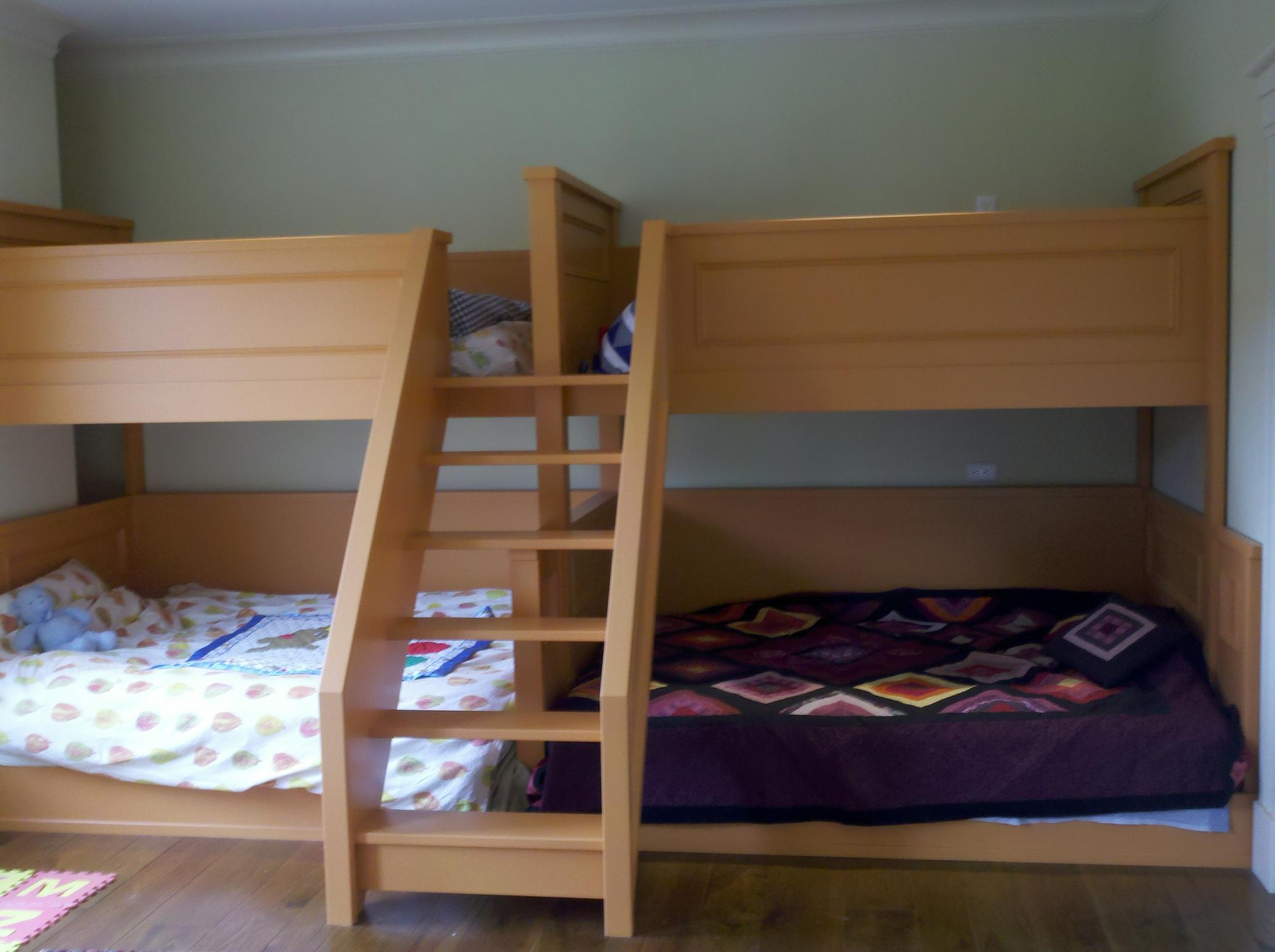 Pair Quad Bunk Beds Page 4 Finish Carpentry Contractor Talk