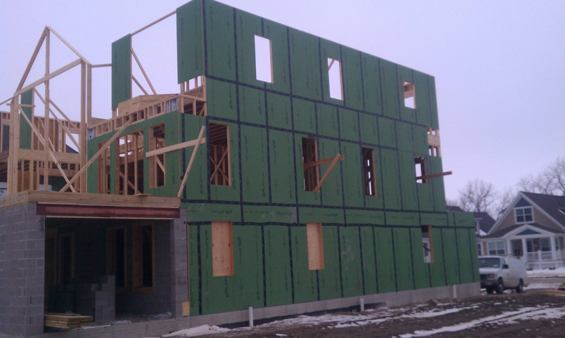 Zip R Sheathing Framing Contractor Talk