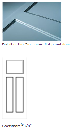 Molded Hardboard Doors. Craftmaster  Crossmore.  Seen Them?  sc 1 st  Contractor Talk & Molded Hardboard Doors. Craftmaster