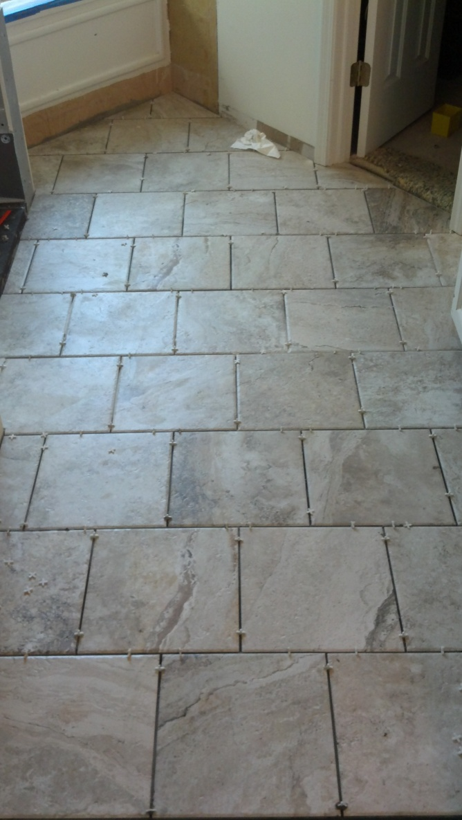 What Tile Project Are You Working On? - Page 100 - Tiling ...