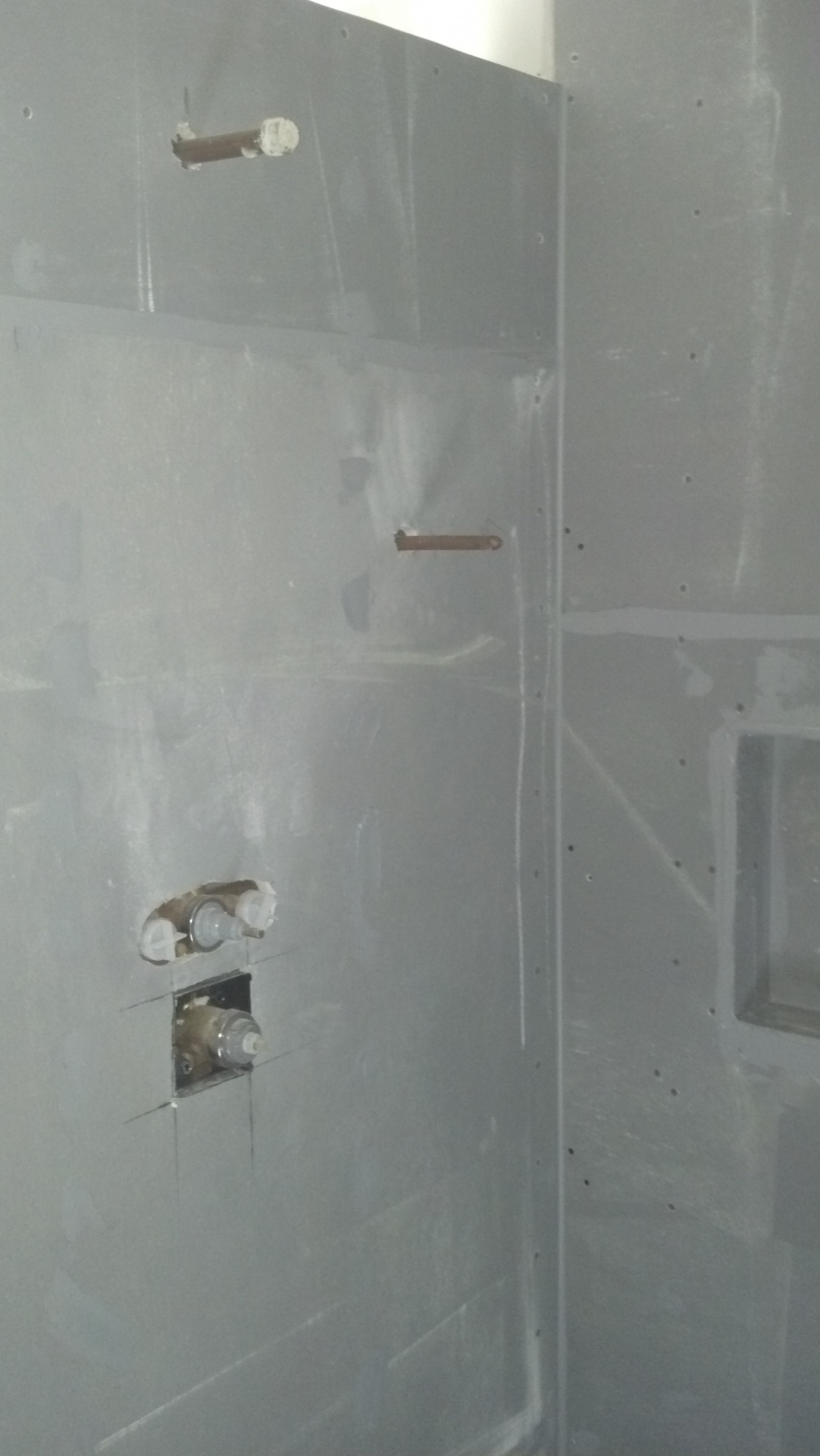Wedi Shower Systems - Tiling - Contractor Talk