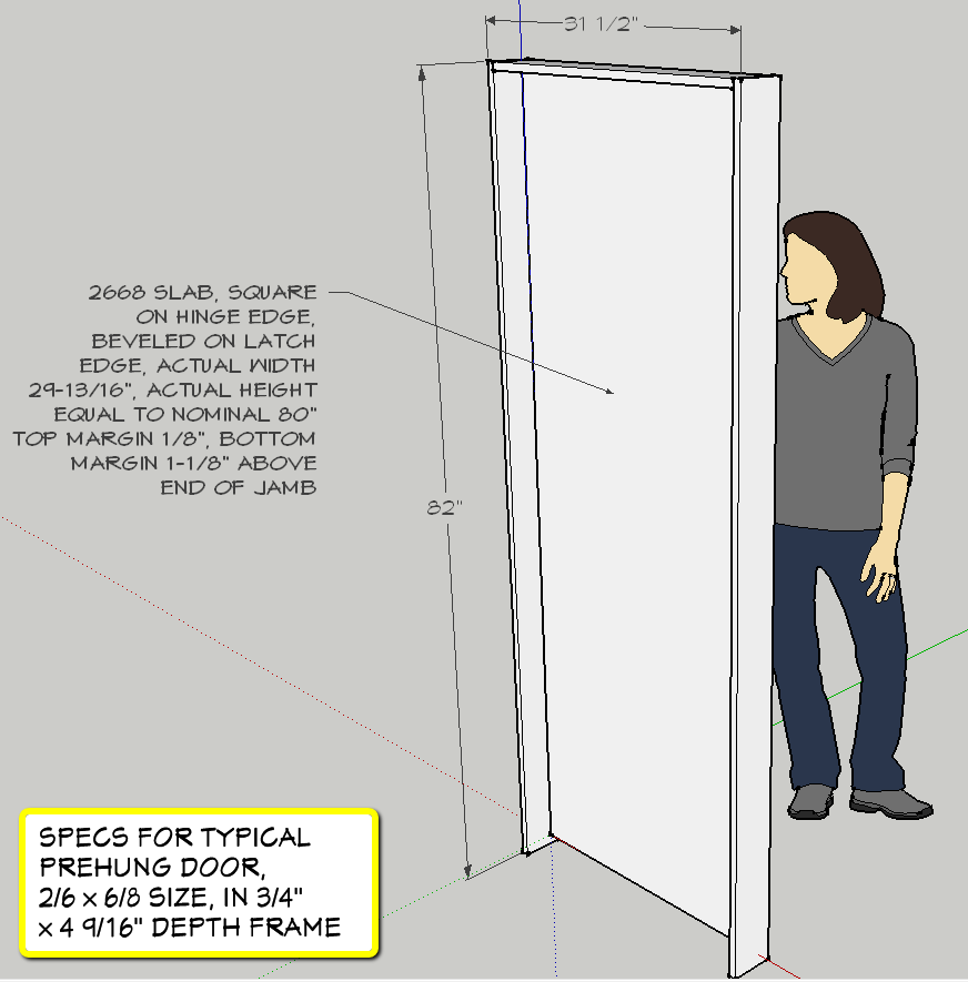 Typical door awesome standard bedroom door size How to measure for a prehung exterior door