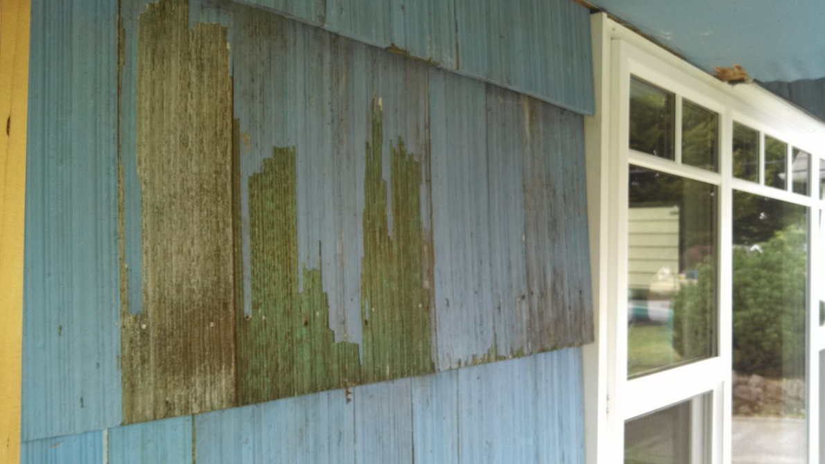 Fill Primer On Grooved Cedar Siding Painting Amp Finish