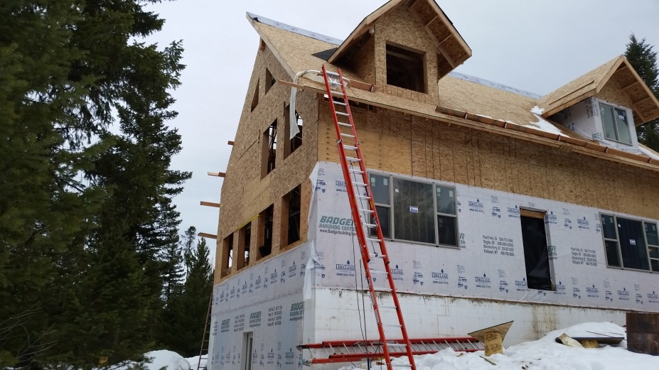12 12 Pitch And Vertical Underlayment Roofing Contractor Talk