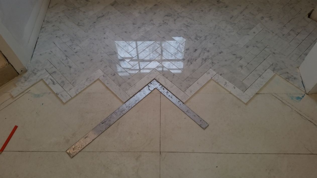 What tile project are you working on?-20150205_093129.jpg