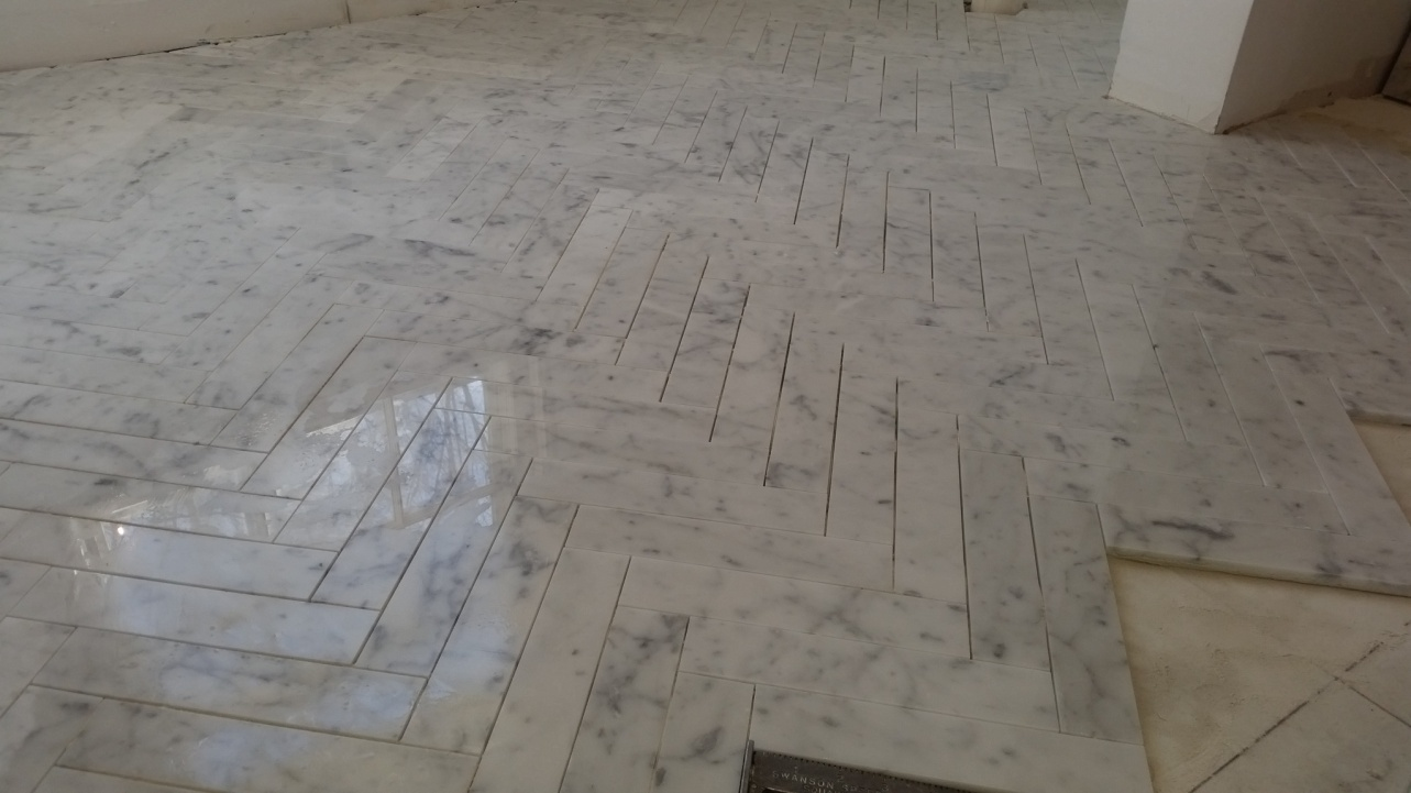 What tile project are you working on?-20150205_110537.jpg