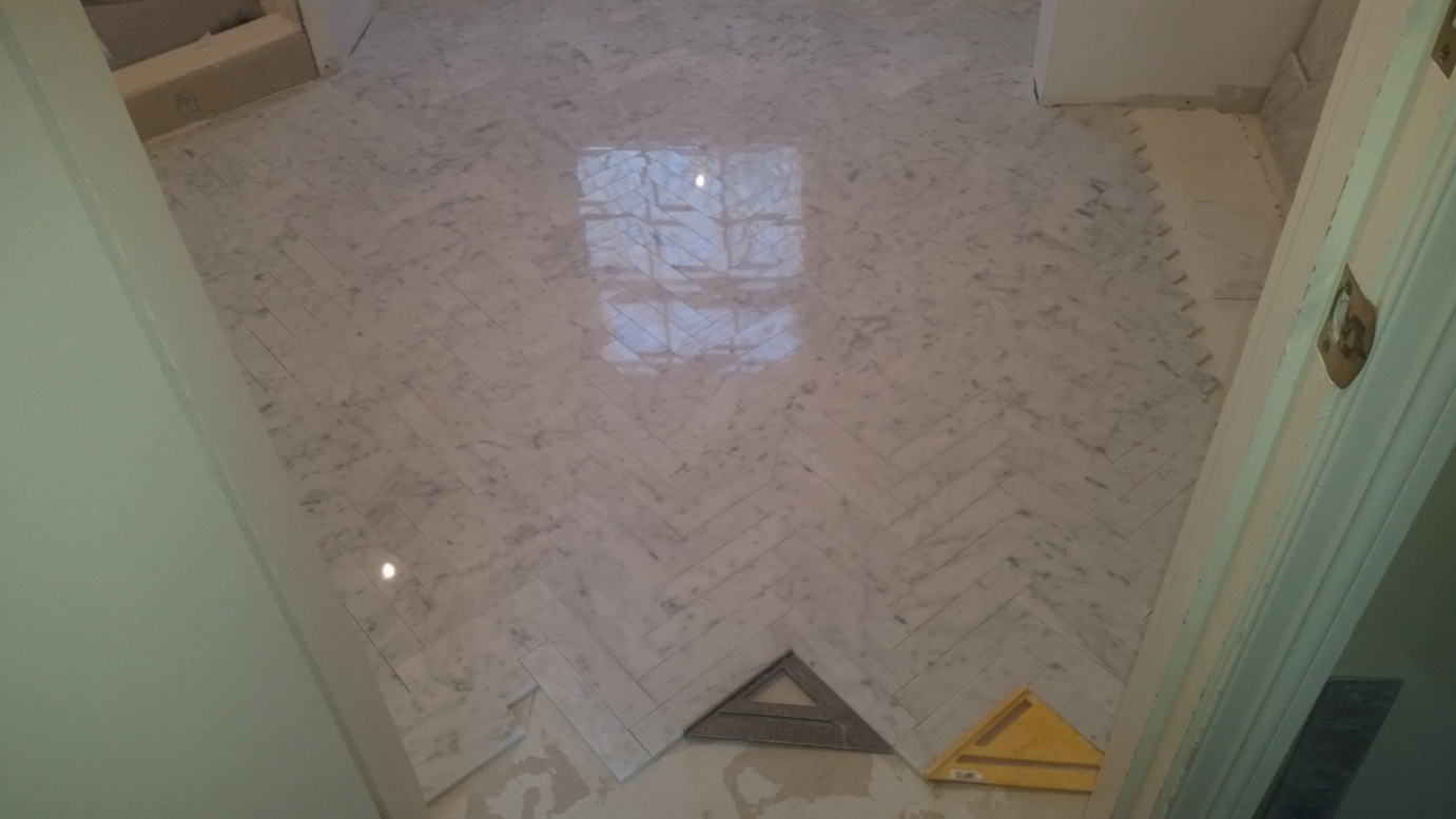 What tile project are you working on?-20150205_165247.jpg