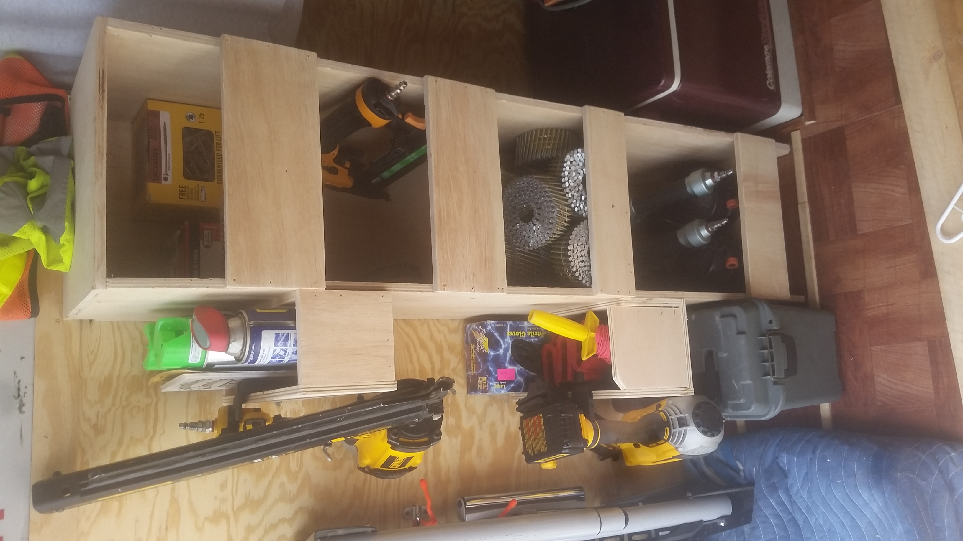 Tool Storage? (Swag Giveaway!)-20150425_125429.jpg