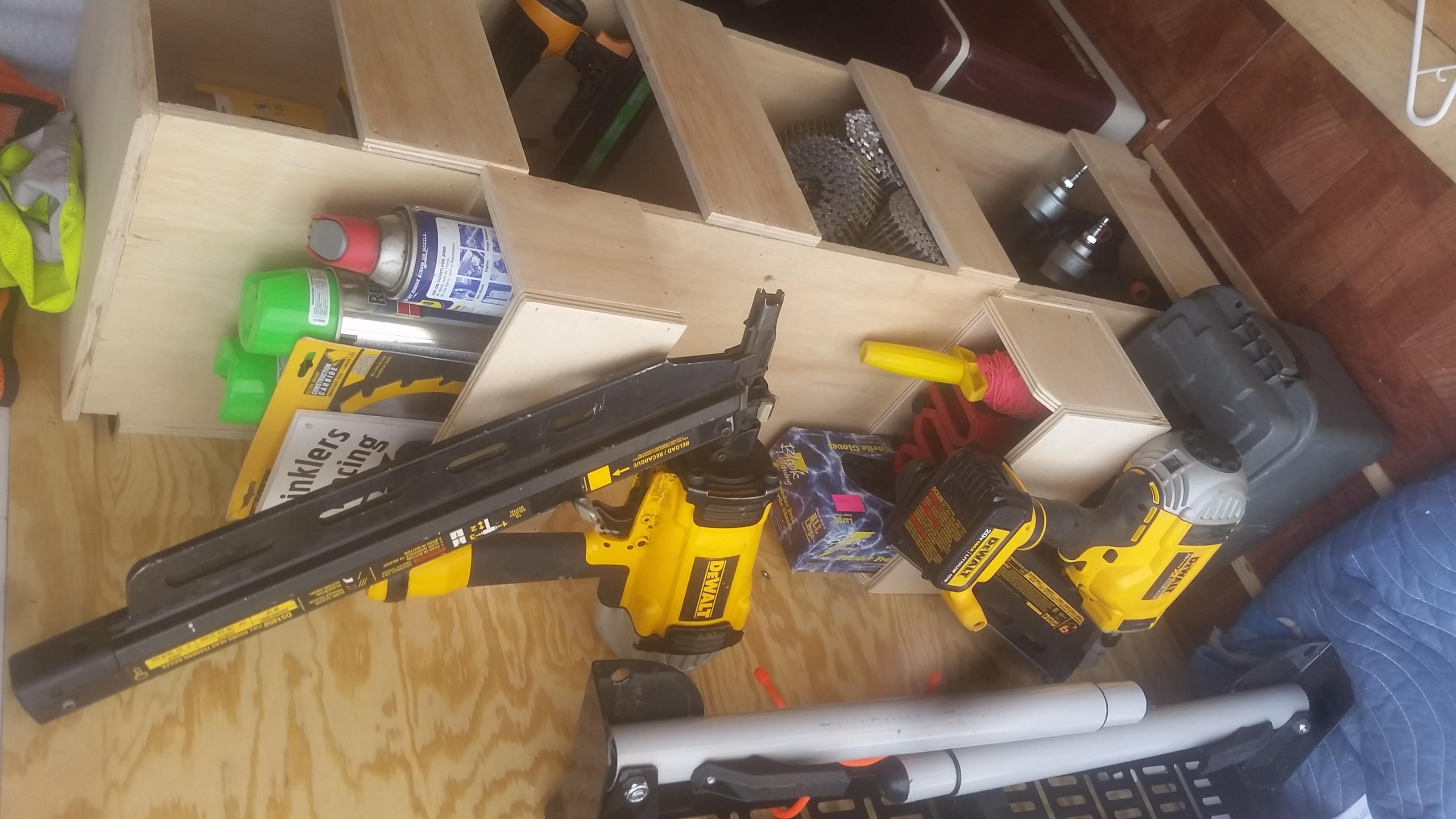Tool Storage? (Swag Giveaway!)-20150425_125444.jpg