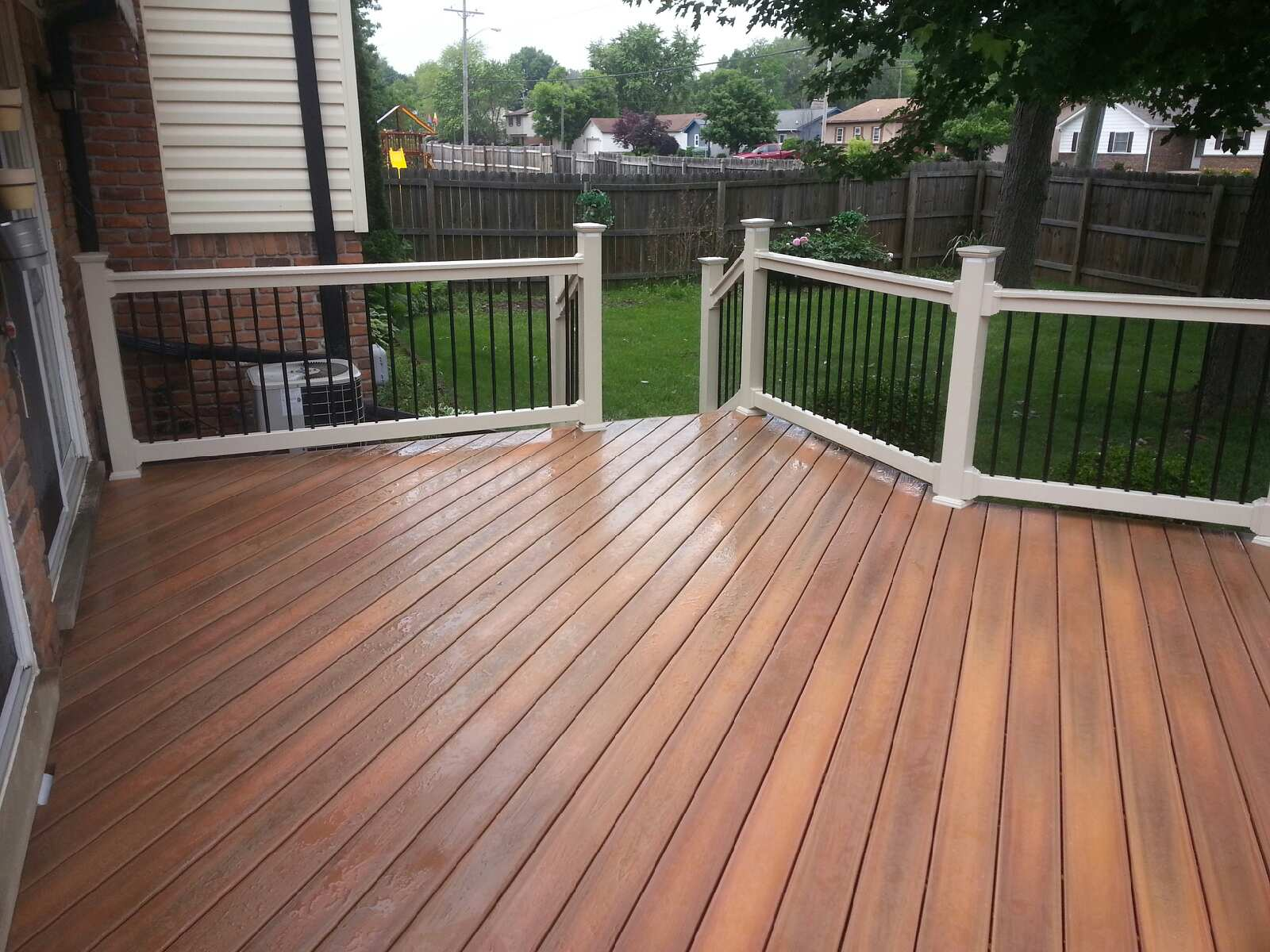 Fiberon Horizons Ipe Decks Fencing Contractor Talk