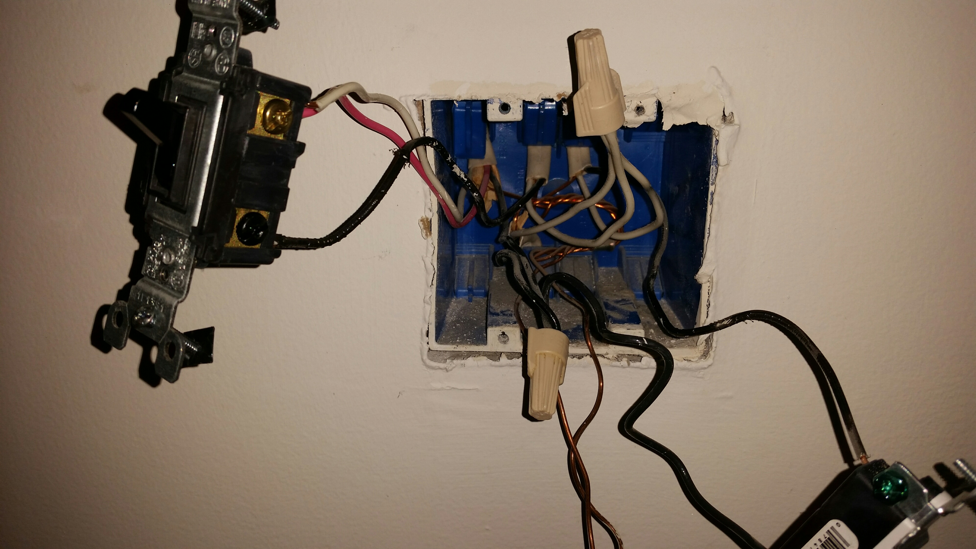 Double Gang Box Question Electrical Contractor Talk