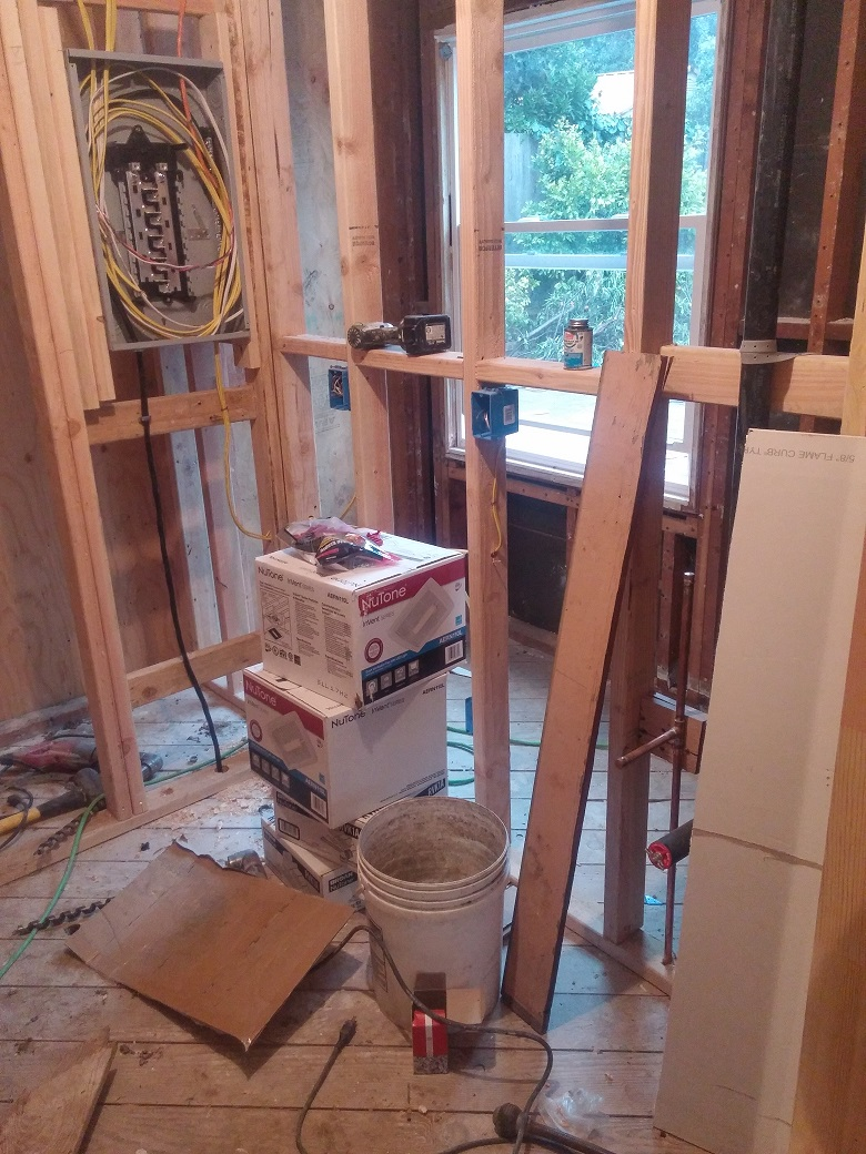 Subpanel Working Clearance Electrical Contractor Talk