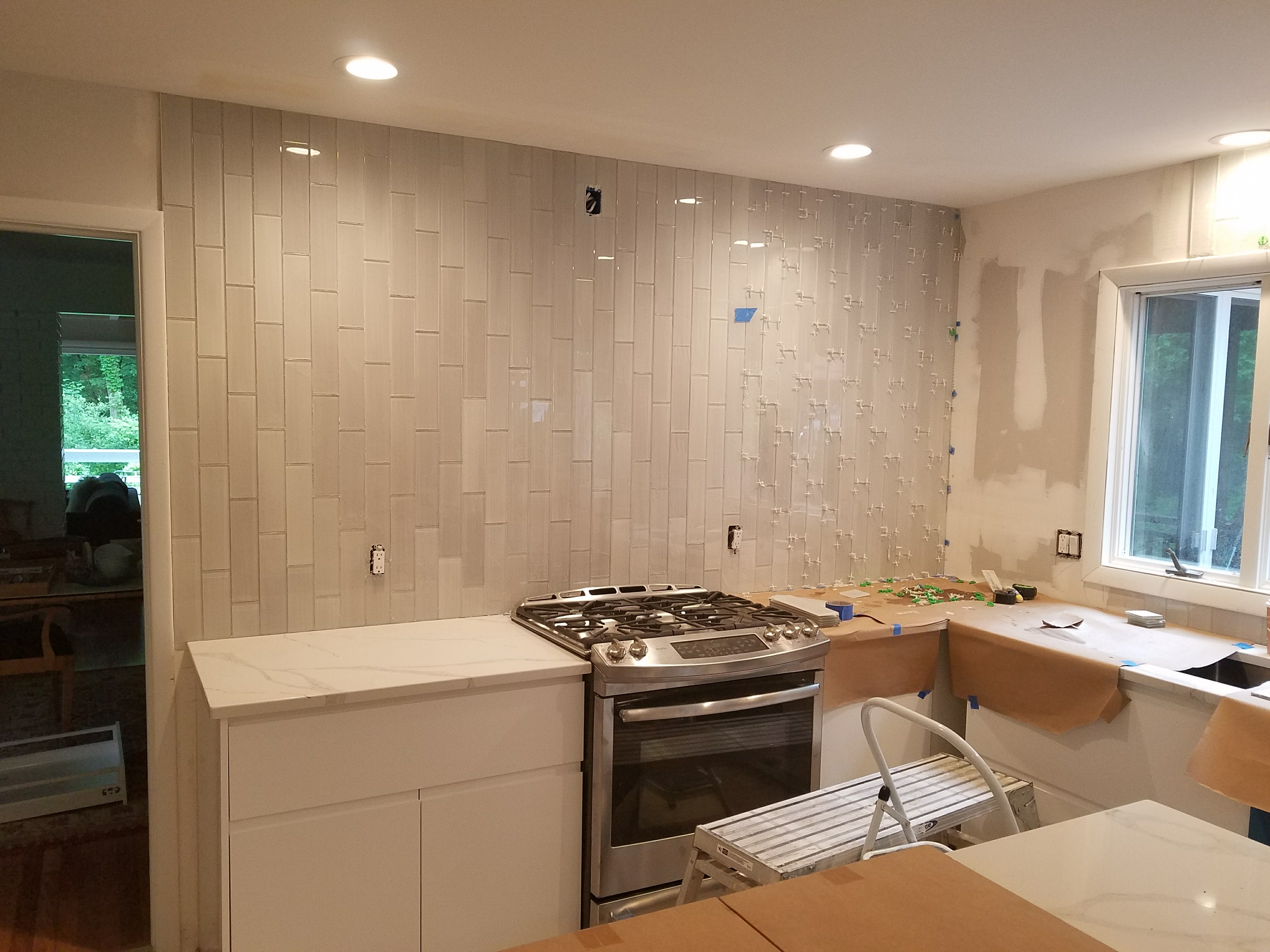 Bathroom Tile Layout - Tiling - Contractor Talk