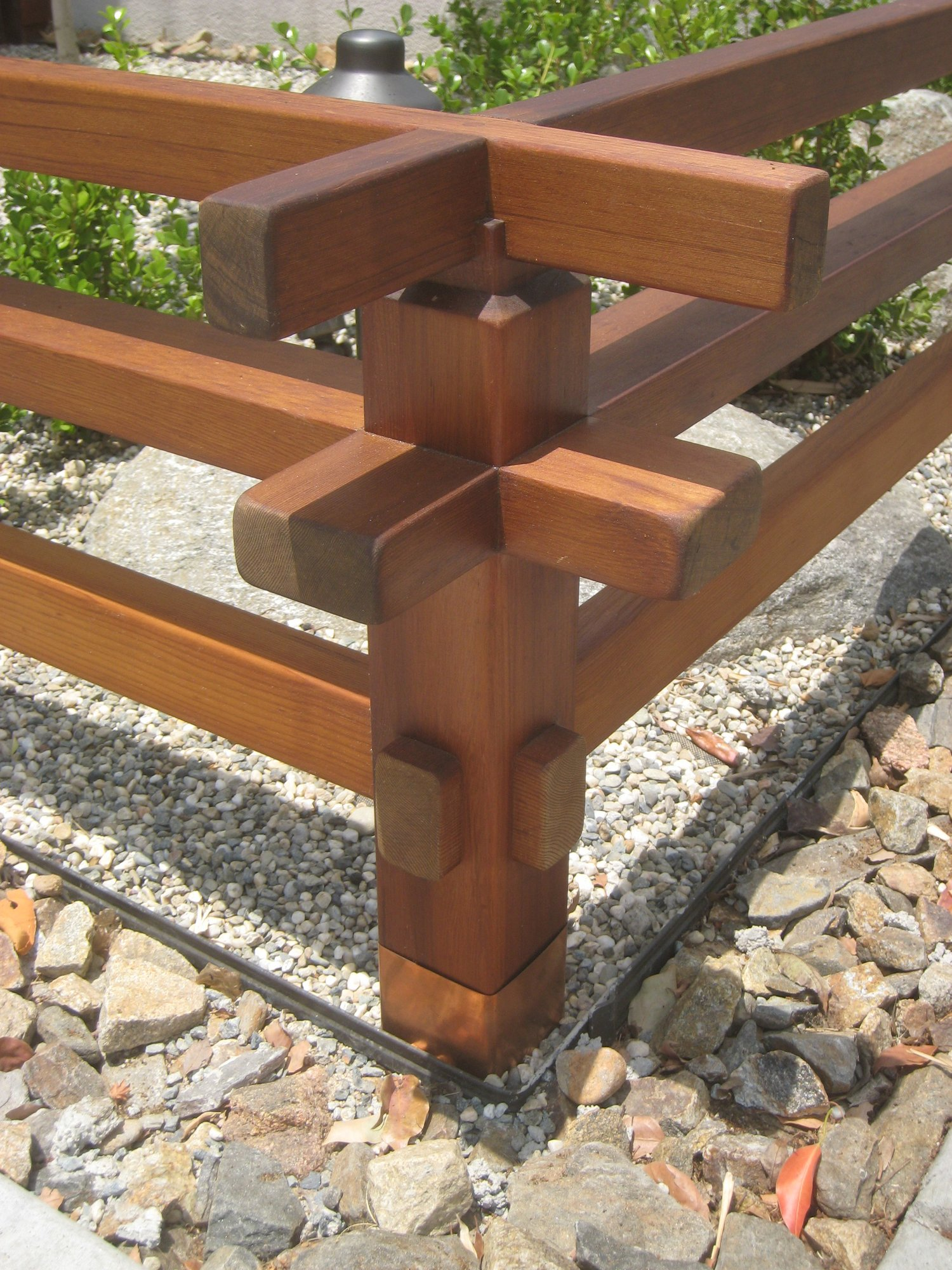 Wrap structural posts in waterproofing tape?-3-japanese-garden-railing.jpg
